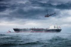 У берегов Норвегии российское судно подало сигнал SOS