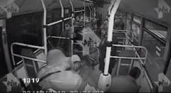 В Петербурге задержан стрелявший в автобусе мужчина