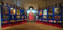 В Краснодаре выставка объединения «Колдовские художники»,
