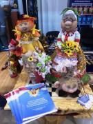 Осужденные Ростовской области изготовили уникальные изделия для выставки