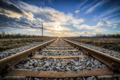 Житель Белореченска погиб под колесами поезда