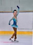 Невинномысская фигуристка Анна Иванова завоевала «бронзу»