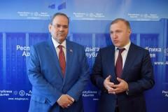 Глава Адыгеи и посол Бахрейна в России в Майкопе обсудили сотрудничество