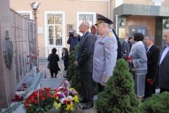 В Ставрополе почтили память сотрудников полиции, погибших при исполнении служебного долга