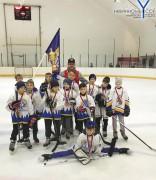 Невинномысские «Хаски» взяли «бронзу» хоккейного турнира
