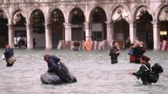 В Венеции жертвами наводнения стали два человека