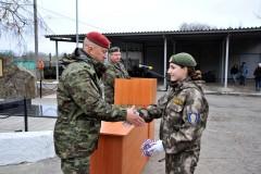 В отделе специального назначения «Мангуст» Ростова-на-Дону прошел День открытых дверей