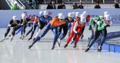 В Сочи прошли региональные соревнования по конькобежному спорту