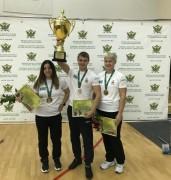 Краснодарские спортсмены привезли награды из Кургана