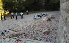 Землетрясение в Албании: пострадавшие исчисляются десятками
