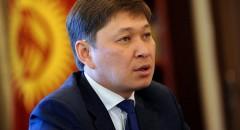 Обвинение просит для экс-премьера Киргизии 15 лет