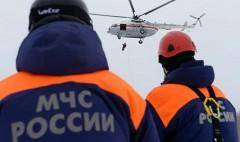 У Абрау-Дюрсо под Новороссийском разбился вертолет, пилот погиб