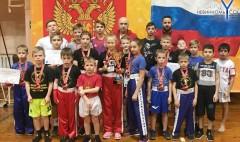 Невинномысские кикбоксеры завоевали второе командное место на краевых соревнованиях