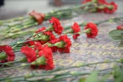В Невинномысске почтили память неизвестных солдат, погибших в годы Великой Отечественной войны