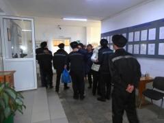Осужденные СИЗО-2 на Ставрополье встретились с родными