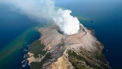 При извержении вулкана в Новой Зеландии пострадали 23 человека