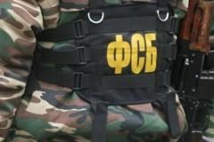 В Крыму пограничники ФСБ задержали украинца, пытавшегося незаконно проникнуть в РФ