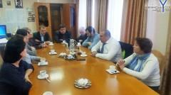Глава Невинномысска встретился с активистами из Лермонтова