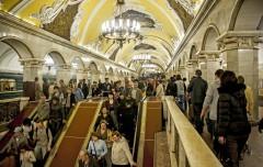 Неизвестный сообщил о минировании 25 станций метро Москвы