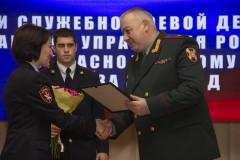 На Кубани росгвардейцы подвели итоги служебно-боевой деятельности за 2019 год