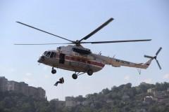 Десантная подготовка проводится на базе Южного поисково-спасательного отряда в Сочи