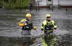 В Европе непогода унесла жизни девяти человек