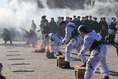 В Ставропольском крае юнармейскому отряду присвоили имя погибшего сотрудника спецназа УИС
