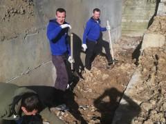 Отцу-одиночке из Сочи помогли восстановить дом после оползня