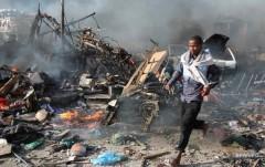 Число жертв взрыва в Сомали превысило 90