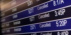 AirHelp: в прошлые новогодние праздники от отмены вылетов из России пострадали 25 тысяч пассажиров