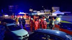 В Италии автомобиль протаранил толпу туристов, шестеро погибли