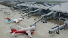 На новогодних каникулах аэропорт Платов обслужил порядка 90 тысяч пассажиров