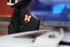 В Тихорецке росгвардейцы задержали подозреваемого в краже из машины скорой помощи