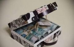 Деньги оказались самым популярным подарком у ростовчан на Новый год