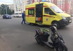 В Волгодонске несовершеннолетний водитель сбил пешехода