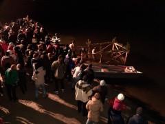 Около 160 тысяч жителей Дона искупались в Крещенскую ночь