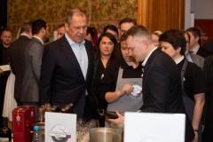 Сергей Лавров угостил иностранных журналистов ростовскими винами