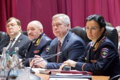В Ростове состоялась расширенное заседание коллегии МВД