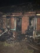 На Кубани при пожаре в частном доме погиб мужчина