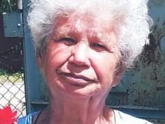 В Ростовской области без вести пропала 70-летняя Нина Слепченко