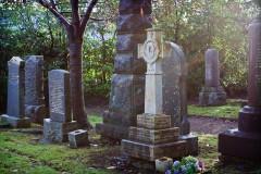 В Шотландии пенсионер наткнулся на кладбище на свое надгробие