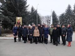 На Ставрополье состоялось торжественное мероприятие, посвященное старту отчета времени до празднования юбилея Победы