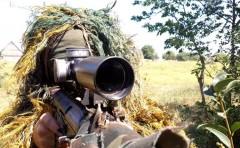 В Киеве заявили о прибывших в Донбасс снайперах из России