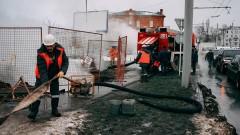 Во Владимире прорыв трубы оставил без тепла 85 тысяч человек