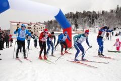 В Большом Сочи пройдет массовая лыжная гонка
