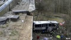 В Бельгии при ДТП с автобусами не обошлось без погибших