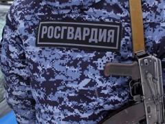 В Невинномысске росгвардейцы задержали подозреваемого в серии краж