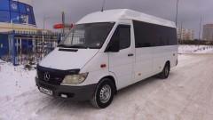 На ростовской трассе пассажирский микроавтобус попал в ДТП