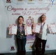 Юные таланты из Невинномысска победили на Всероссийском конкурсе