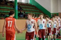 На Кубани определились победители и призеры регионального первенства по баскетболу